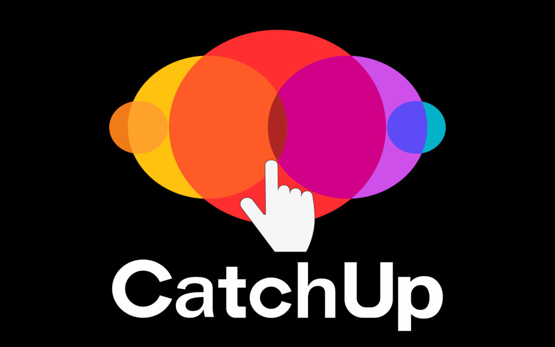 Facebook Launches Group Chat 'CatchUp' App