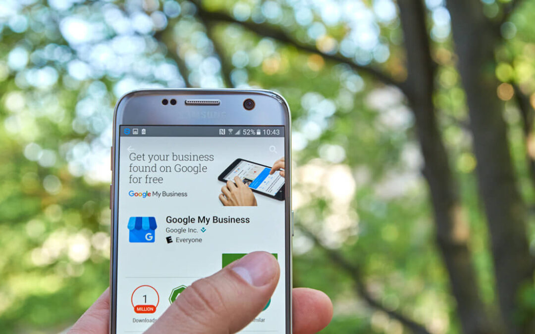 Why should SMEs in particular use Google My Business?